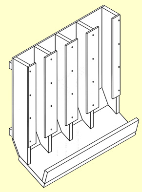 Build Your Own Can Storage Racks